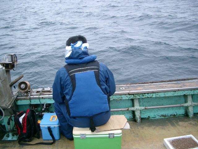 陸奥湾カレイ釣り21.6.14-29
