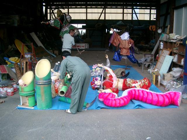 祭り山車12