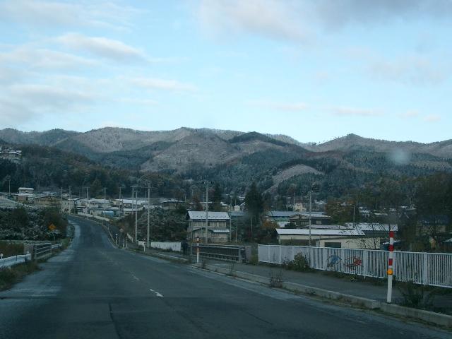 11月3日雪景色1