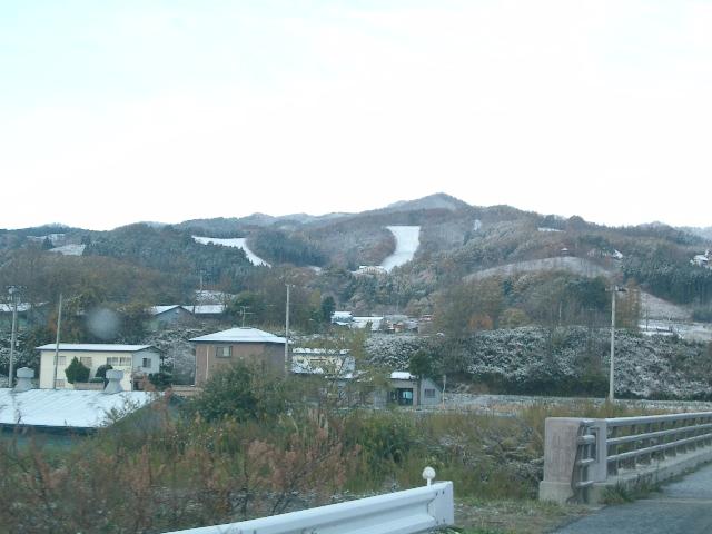 11月3日雪景色2