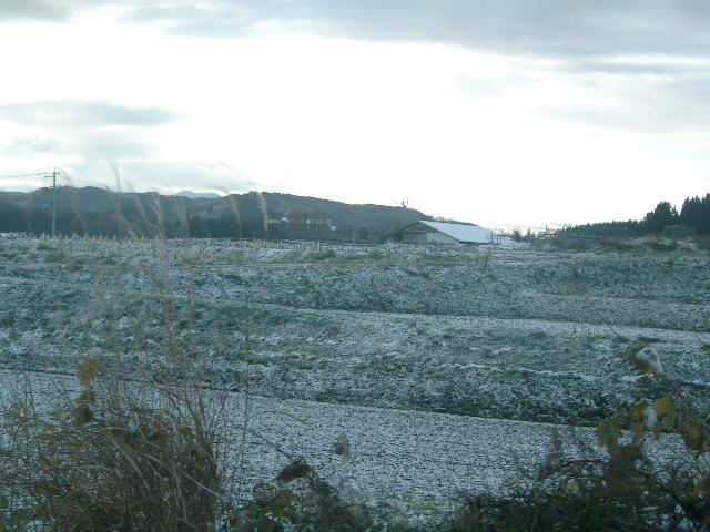 11月3日雪景色4