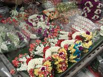 花市場・タイ