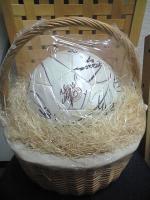 2008全選手サイン入りボール