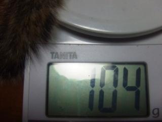 体重測定 060511