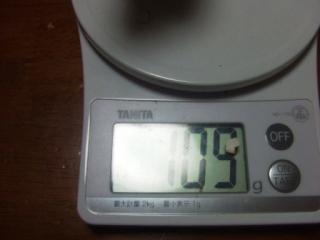 体重測定 060702