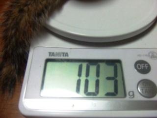体重測定 060716