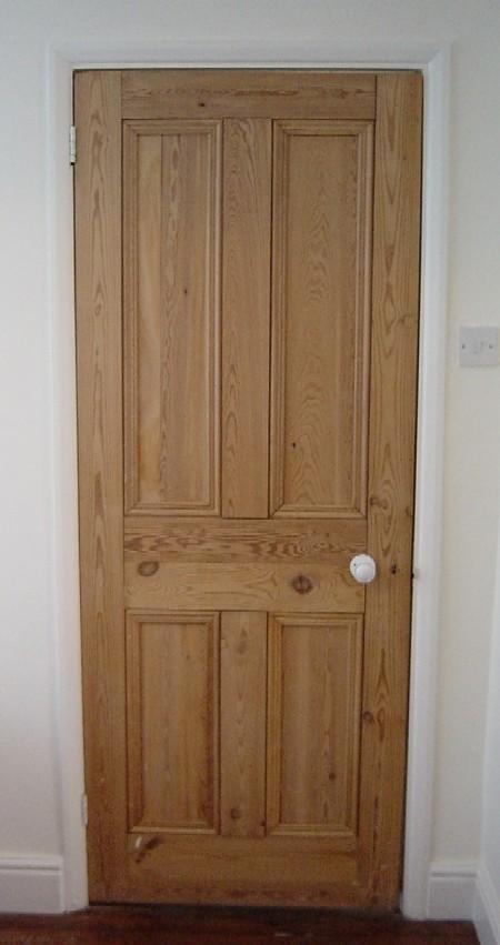 Door old
