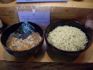 竹屋 つけ麺
