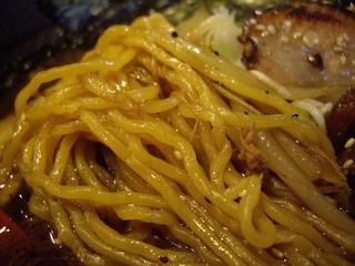 らーめん 吉山商店 醤油(麺)