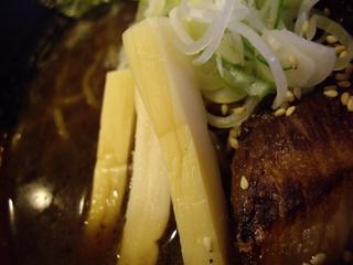 らーめん 吉山商店 醤油(メンマ)