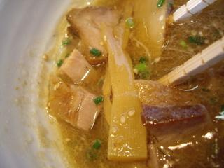 麺 eiji 濃豚つけBUTO(チャーシューメンマ)