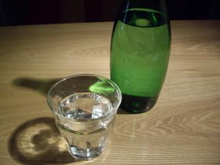 麺工房 山久 ボトル&グラス