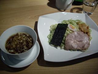 麺工房 山久 山久特製つけ麺