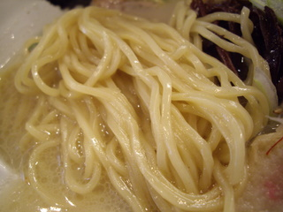 豚ソバFuji屋 豚ソバ塩(麺)