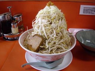 大黒屋本舗 下小鳥店 ふじ麺+野菜タワー