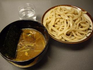 麺屋零式本店 つけめん【極太零麺20】