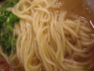 百麺 中山道店 細麺(麺)