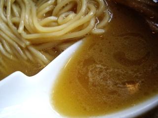 山猫軒 濃厚そば(スープ)