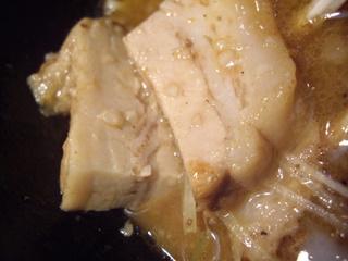 オリきん 濃コクつけ麺 中盛(チャーシュー)