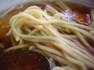 メルシー ラーメン(麺)