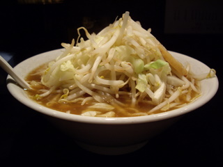 麺僧 曽文 曽文麺(別角度)