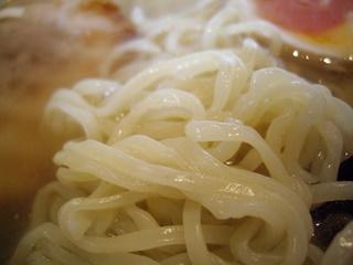 麺や平蔵(HEY-ZO) 塩らーめん(麺)