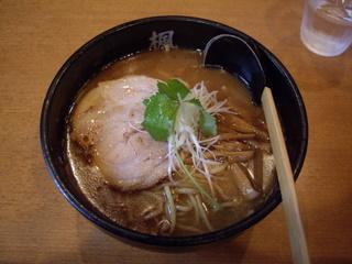 ら~麺 楓 楓麺