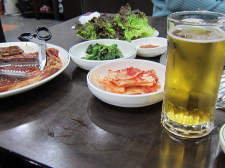 韓国旅行3日目