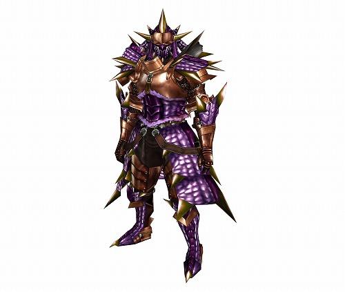 シルバーソルSP紫シリーズ(男)
