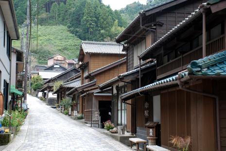 宇津ノ谷集落2