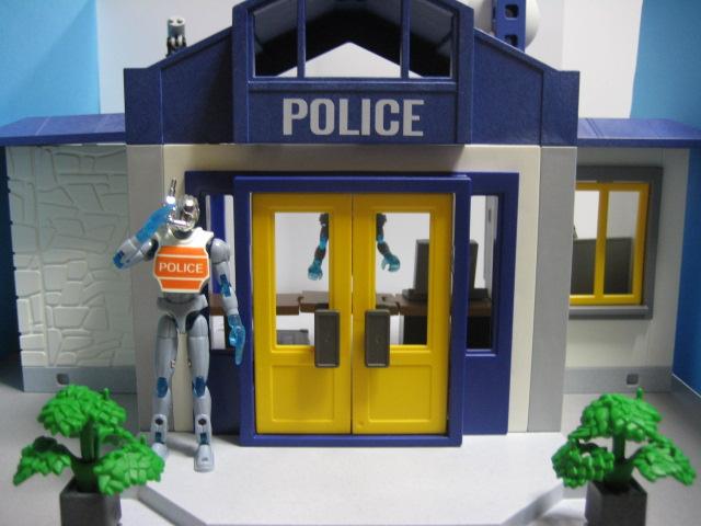 プレモ・牢屋付き警察署11