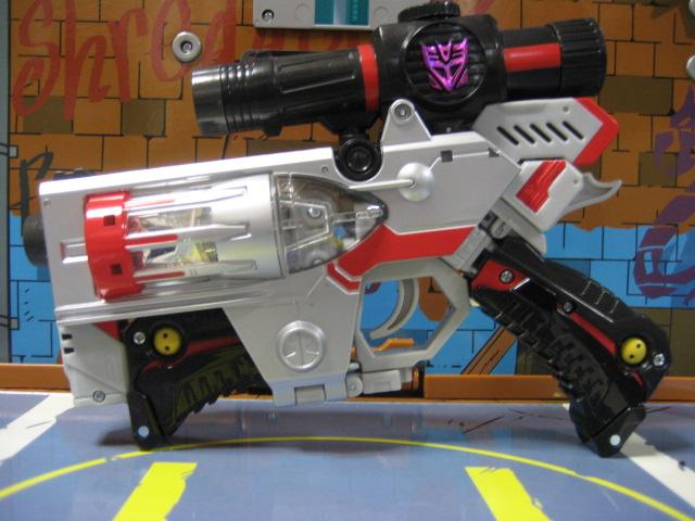 D-01 メガトロン3