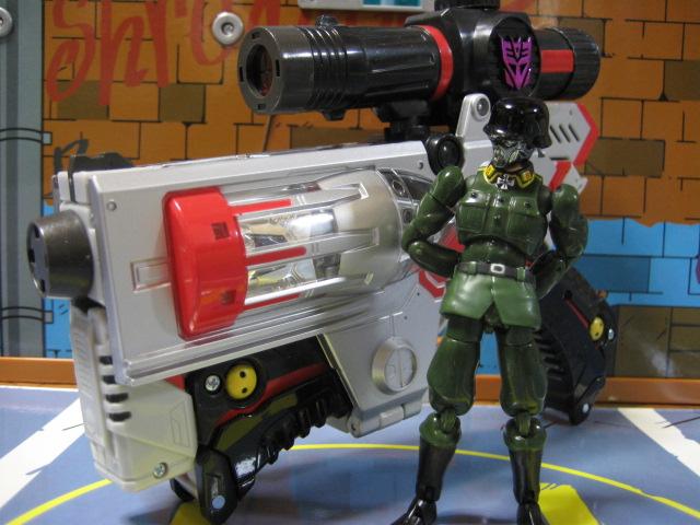 D-01 メガトロン4