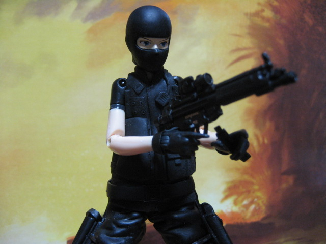 Special Operations Lady SWAT2
