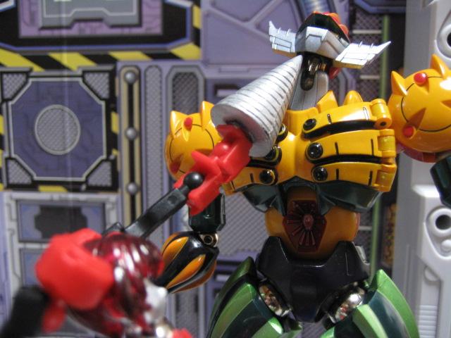 鋼鉄神ジーグ3