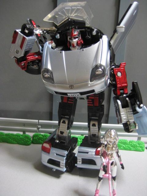 ロボット・モード