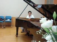 20110907 横山幸雄とピアノ