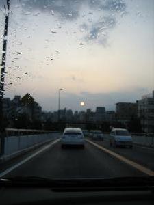 京都夕日縮小phたて