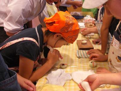 090613小学生和菓子教室2