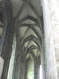 モン・サン・ミッシェル 教会堂