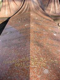 ゾラの墓碑銘