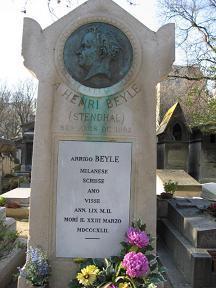 スタンダール墓碑銘