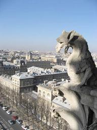 パリはきれいね