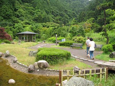 日本庭園?