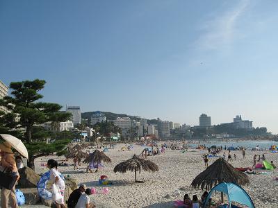 楽園 しらら浜