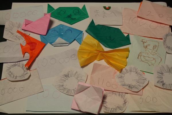 2009-4-1-折り紙