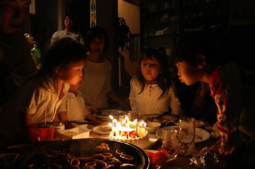 2009-5-4-ケーキ