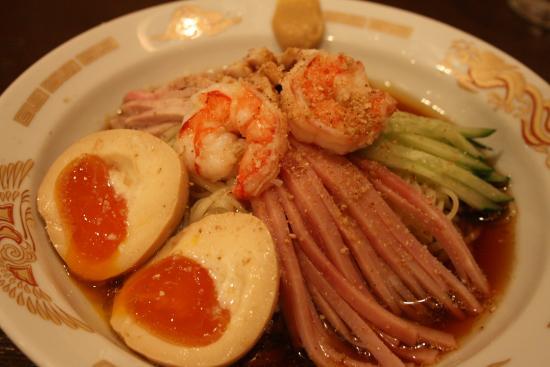 2009-6-13-冷やし中華