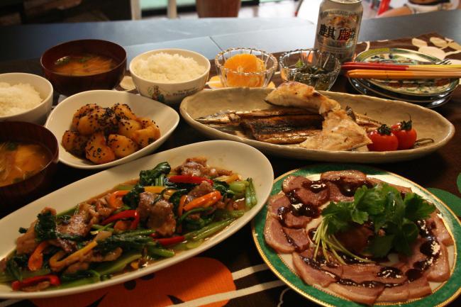 2009-7-16-晩御飯