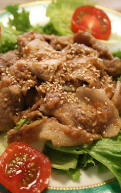 2009-7-20-豚焼き肉